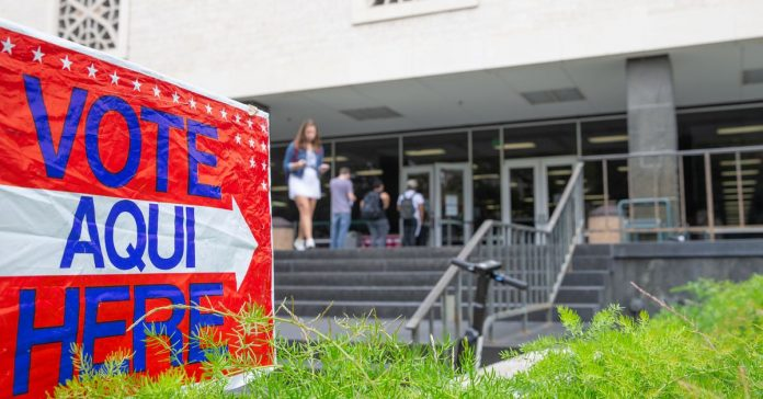 GOP-led states move the war on voting to a new front: voter registration