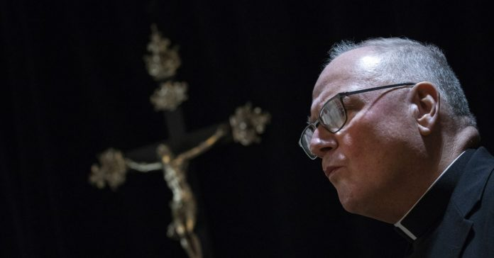 New York Archdiocese names 120 clergy with 'credible' sex abuse allegations