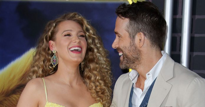 Did Blake Lively Just Reveal Her Third Pregnancy?