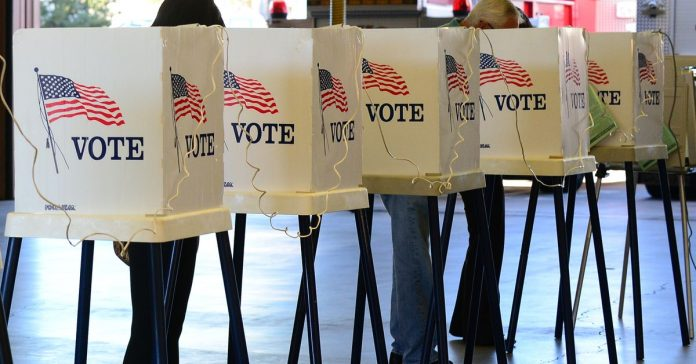 A majority of Americans don't want to give imprisoned felons the right to vote