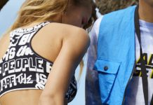 This ASOS x Life Is Beautiful Top Is Selling Out Faster Than Coachella
