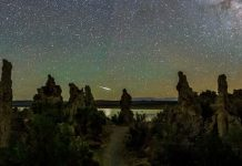 See bits of Halley's comet burn up in the sky this weekend