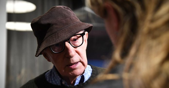Woody Allen seems to be having trouble selling his memoir to publishers