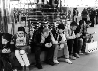 Bored and lonely? Blame your phone.