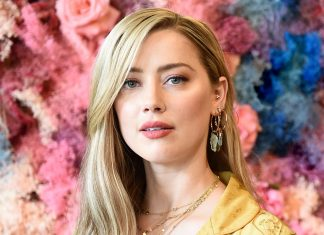 Amber Heard Takes On A Fear That Consumes Women: Losing Followers If They're Political