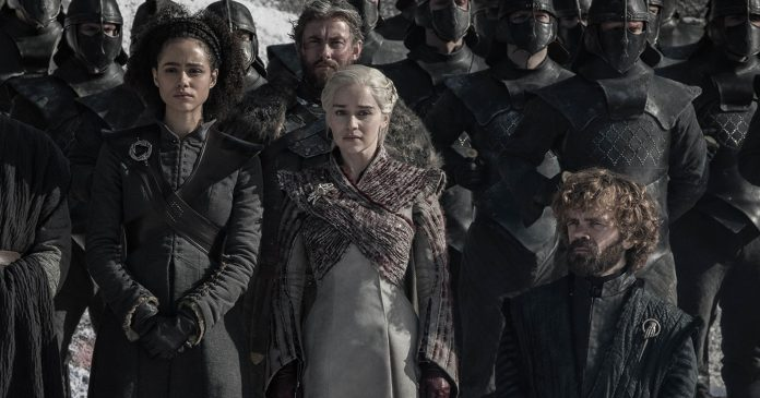 Dany Turned To Darker Hues To Mourn —& We Know Why