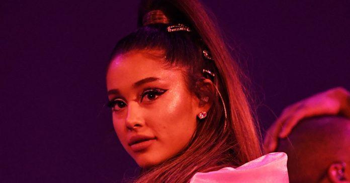 "Ariana Grande Announces That A ""Thank U, Next"" Fragrance Is Coming Soon"