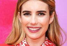 Emma Roberts' Dainty Thigh Tattoos Finally Get The Attention They Deserve