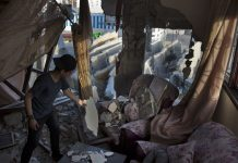 After a weekend of violence, Israel and Gaza reach a tentative ceasefire