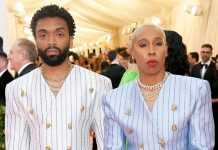 "Lena Waithe's Met Gala Jacket Spells ""Invented"" Differently For a Reason"
