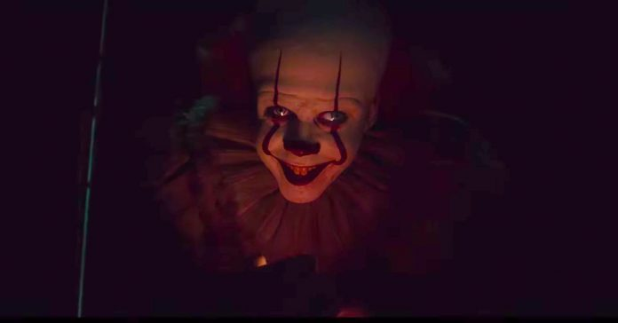 Pennywise torments Jessica Chastain in the first trailer for It: Chapter Two