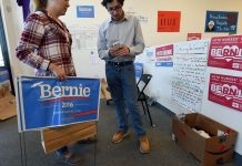 Bernie Sanders's campaign staff just signed a historic union contract. Here's what's in it.