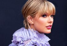 Taylor Swift Says Her Rainbow Manicure Was Her Very First Clue