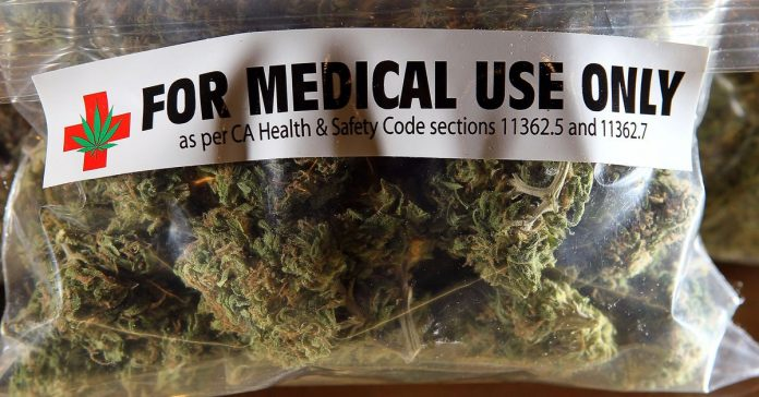 Marijuana is legal for medical purposes in 33 states