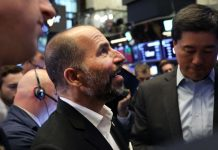 Uber had a terrible first day as a public company. It might not matter at all.