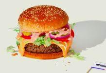 Impossible Foods' meatless burgers have made it a $2 billion company