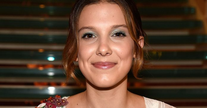 Millie Bobby Brown Now Has Long, Ombré Hair — & You Won't Recognize Her