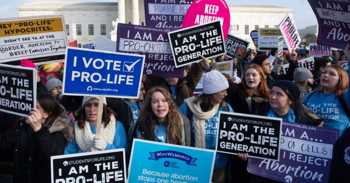 Alabama just passed a near-total ban on abortion
