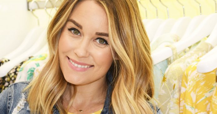 Lauren Conrad Just Revived L.A.'s Cream-Soda Blonde Trend For Summer