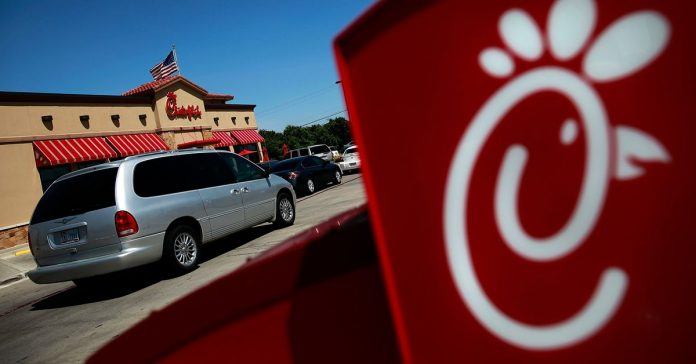 "Texas may pass a ""Save Chick-fil-A"" bill"