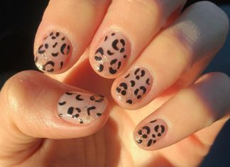 Animal-Print Nail Art Is The Chicest Summer Accessory