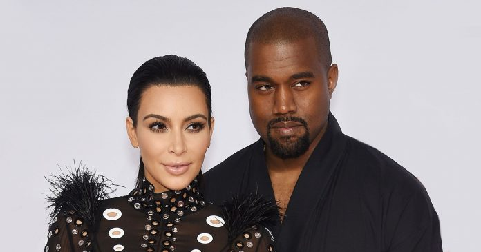 Kim Kardashian Just Revealed The Very Yeezus Name Of Her New Baby (With A Pic!)