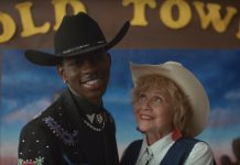 "Watch: Lil Nas X's ""Old Town Road"" gets a time-traveling Western mini movie"