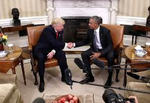 Trump blames Obama for not warning him about Michael Flynn. Which Obama did.