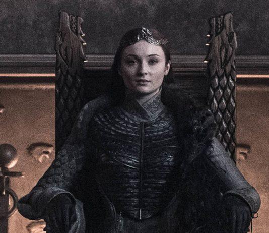 The Hidden Meaning Behind Sansa Stark's Straight Hair In Her Final Scene