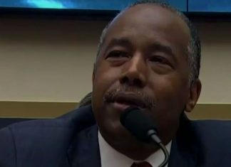 Ben Carson's first hearing before Maxine Waters's committee was a disaster