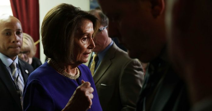 Nancy Pelosi and Maxine Waters disagree over impeachment at closed-door meeting