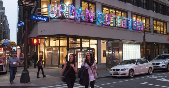 Urban Outfitters is introducing a clothing rental service