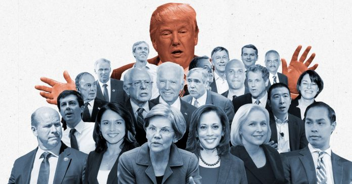 The 24 Democrats running for president and everything else you should know about 2020