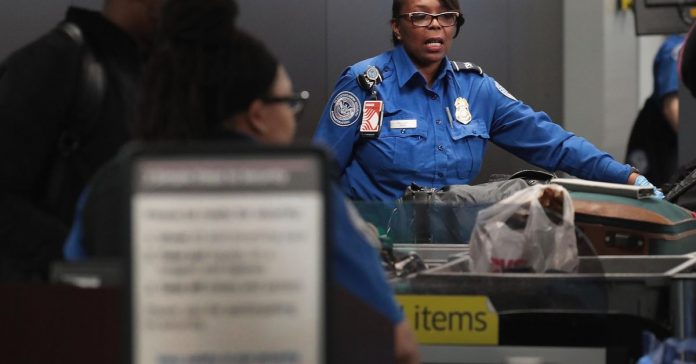 People leave nearly $1 million in loose change in TSA bins every year