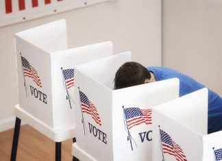Younger generations cast more votes than baby boomers and older adults in 2018