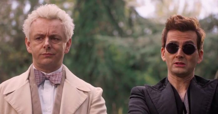 Good Omens isn't perfect, but it's fun. That's all it needs to be.
