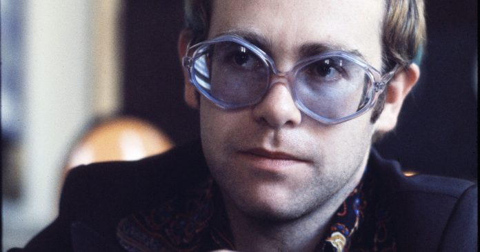 All The Over-The-Top Glasses From Elton John's Rocketman Biopic — All In One Place