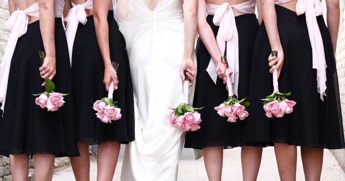 Here's How Much It Actually Costs To Be A Bridesmaid