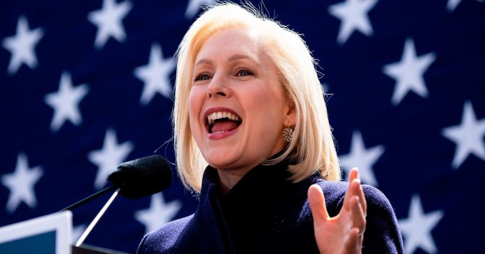 Kirsten Gillibrand Announces Sweeping LGBTQ+ Proposals Including A Ban On Conversion Therapy