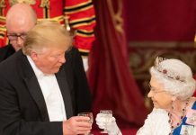 Day 1 of Trump's state visit to the UK, in 21 photos