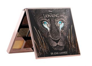 This Lion King Makeup Collection Is A Disney Collector's Dream