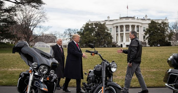 Harley-Davidson's CEO is leading an all-American company through a global trade war