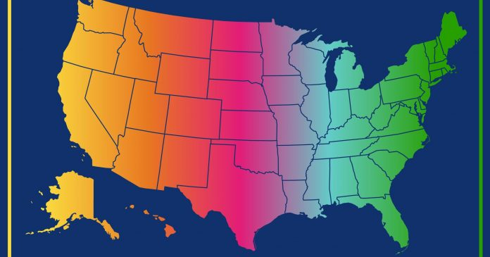 A Guide To The Best Pride Parties, Parades & Other Events By State