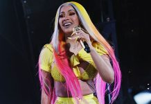 Cardi B Posted A Makeup-Free Photo At Work With Her Baby — & Fans Are Thrilled