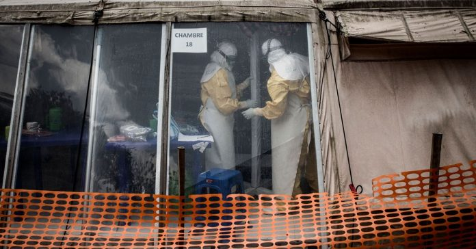 Vox Sentences: Ebola crosses borders