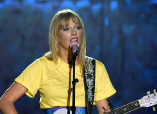 Taylor Swift will release a new album in August and a new single on June 14