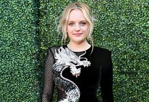 Elisabeth Moss Wore A Dress Full Of Symbolism To The MTV Movie & TV Awards