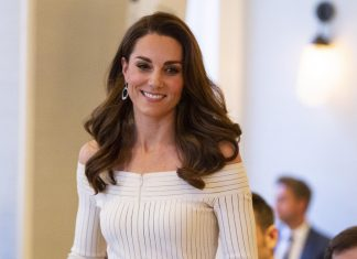 Kate Middleton's Braided Chignon Is Fit For A Summer Bride