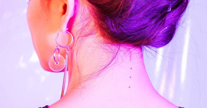 Everything You Need To Know About Getting A Neck Tattoo