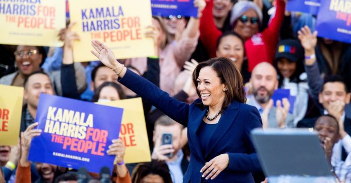 Exclusive: Kamala Harris wants to give every unemployed worker $8,000 for job training